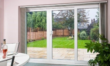 uPCV Sliding Patio Door